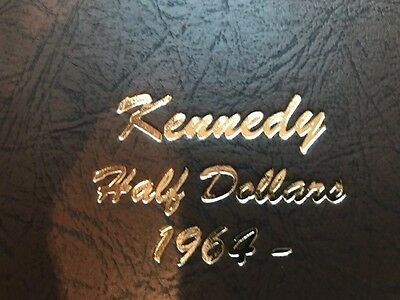 1964-2016 Kennedy Hf Dollar Set Complete