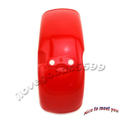 Red Front Fender For Honda Z50 Z50A Z50J Z110 Z125 Monkey Bike Skyteam Gorilla