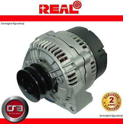 Alternatore 90A VW GOLF IV 1J1 1.9 TDI 66KW 74KW 81KW 85KW 96KW 110KW ORIGINALE