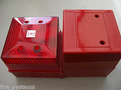EMS 53-5315/R (Red) Radio Strobe Unit 53-5315 £270 + vat