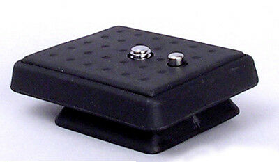 Quick Release Plate for Vanguard Tripods using the QS-14 mount VT143 VT154 VT152