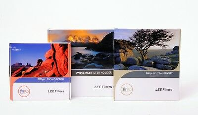 Lee Filters SW150 Mark II Holder Canon 14mm Adapter and ND Grad Very Hard