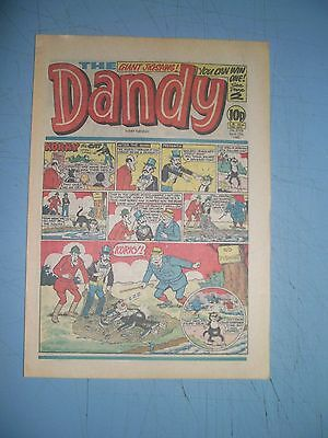Dandy issue 2108 dated April 17 1982
