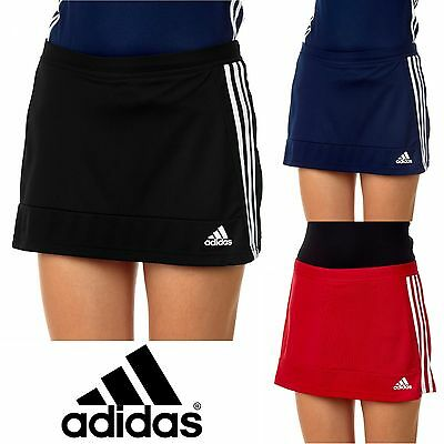 adidas CLIMALITE T16 Ladies Tennis Skort Womens Girls Sport Eco Shorts & Skirt