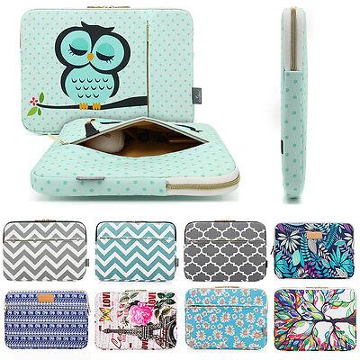 """Notebook Laptop Sleeve Case Bag Pouch Cover For 11"""" 12"""" 13"""" 15"""" MacBook Air Pro"""