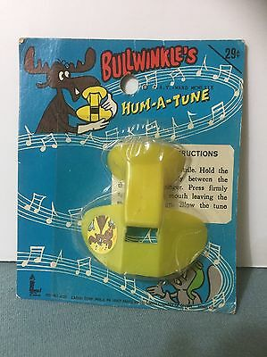 Bullwinkle's Hum-A-Tune Nose Whistle