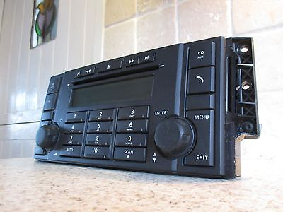Jaguar Land Rover Cd Player Radio Freelander 2 7G9N-18C815-Na 1Cdx 34W644A/dz