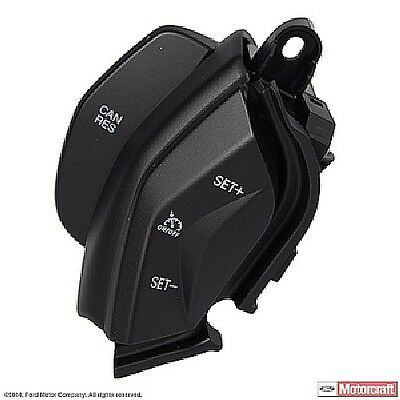 Cruise Control Switch Left Lower MOTORCRAFT SW-6876 fits 13-17 Ford Escape