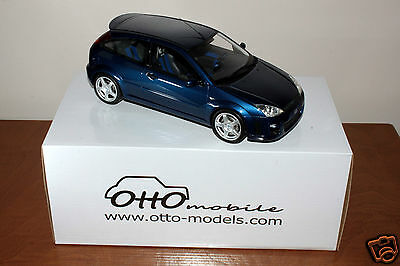OTTO Ford Focus MK1 RS 1:18