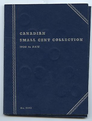 Complete Collection of Canadian Small Cents 1920-1973 WITH KEY DATES