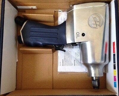 Impact Wrench, 1/2-Inch Drive, Campbell Hausfeld Model TL0502, NEW