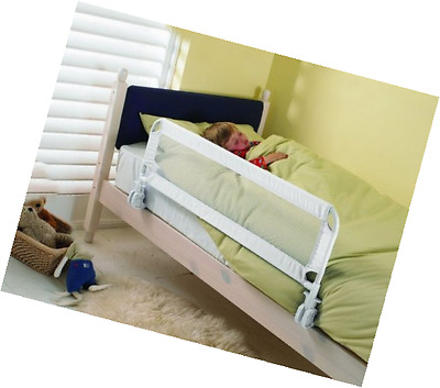 Toddler Bed Rail Sleep Guard Safety Protects Your Child Secure lock Mechanism