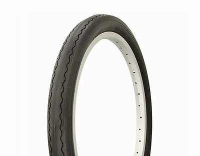 20x1.75 Westwind Brick Tread Tire by Duro Black w// Whitewall