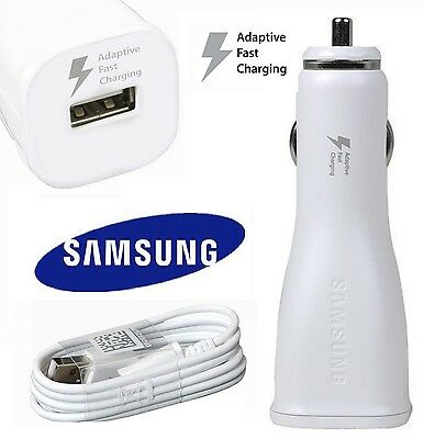 OEM Samsung Galaxy Note 4 5 Edge S6 S7 Edge Car Charger Adaptive Fast Charging
