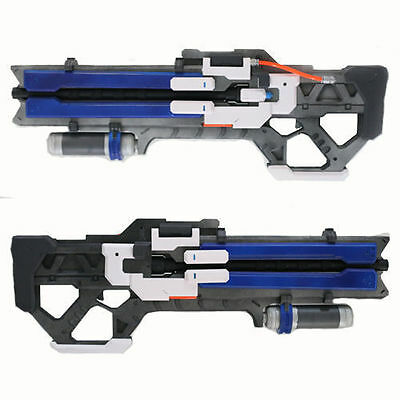 US SHIP! OW Soldier 76 Custom Gun weapon Game Christmas Halloween Cosplay Prop