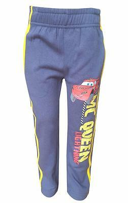 Boys Spiderman Cars Track Pant Jogging Trousers Age 3-8 Years