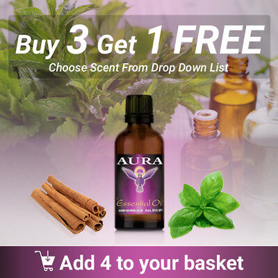 20ml Essential Oil 100% Natural Premium Aromatherapy Oils - Available Fragrance