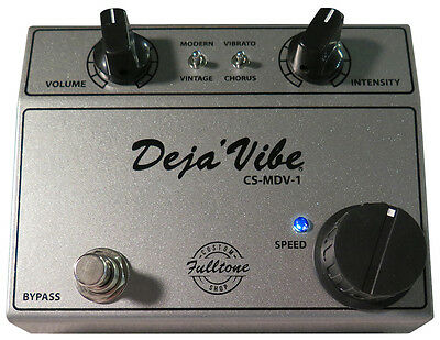 Fulltone Custom Shop Mini Deja Vibe (CS-MDV-1)