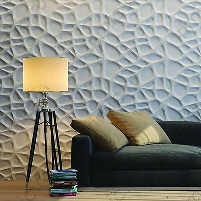 1 pcs ABS Plastic mold for Plaster 3D Decorative Wall Panels WEB Design