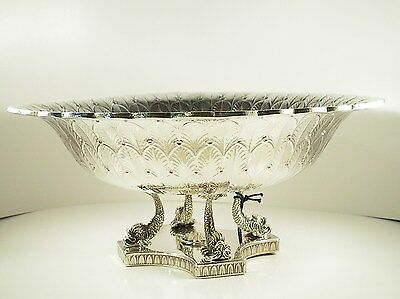 Centerpieces silver solid 925 handcrafted gr.1005