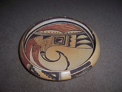Old Hopi Pueblo Pottery Attributed To The Nampeyo Family Just Under 10 Inches