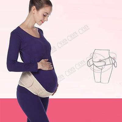 Pregnancy Maternity Special Support Belt Back Bump Lower Waist Belly Lumbar Band