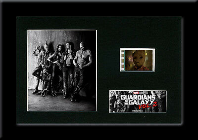 Guardians of the Galaxy 2 -  Framed Replica 35mm Mounted Film cells