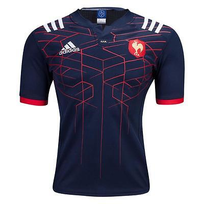 France 16/17 Home Rugby Jersey
