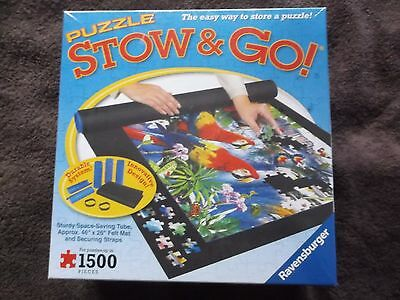 Ravensburger Jigsaw Puzzle Stow & Go 1500 New Sealed