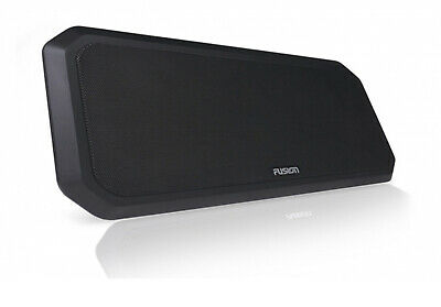 "FUSION Sound Panel ✱ BLACK ✱ 2 x 4"" Speakers 2 x Tweeters 1 x BASS All in One"