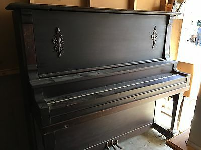 Kranich & Bach Upright Piano 1915