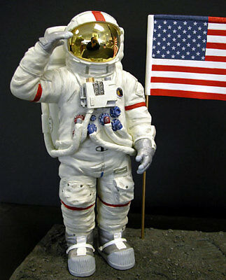 Code 3 Collectibles Apollo Astronaut America Wins The Space Race MIB RARE!!!