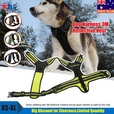 Front Range No-Pull Dog Harness 3M Reflective Adventure Pet Vest with Handle