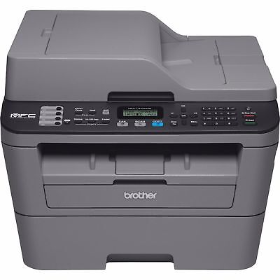 Brother MFC-L2700DW All in One Mono Laser Wireless Multifunction Printer Fax
