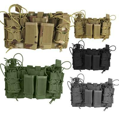 Viper Modular Mag Rig Miltiary Taco Style Pouches Airsoft Army VMRIGMAG
