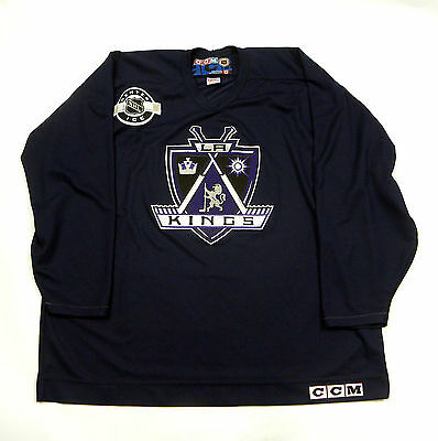 CCM Los Angeles LA Kings 1998 / 2001 Jersey Shirt NHL Ice Hockey