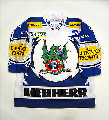 Fribourg-Gottéron Jersey Shirt Trikot NHL Ice Hockey Eishockey Swiss