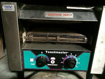 Toastmaster Tc-14A74  Commercial Conveyor Toaster