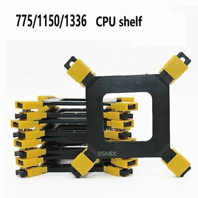 Adjustable Intel 775 1155 1156 1366 Mounting Bracket PC CPU Heatsink Holder Base