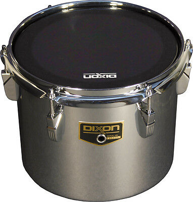 "Dixon Marching Thunder Tom 10"" Chrom PDCT-0810"