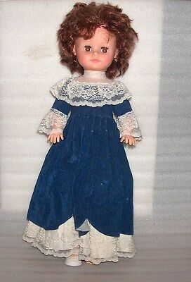 Cute Vintage Regal Toy Ltd Plastic and Rubber Toy Doll, Canada