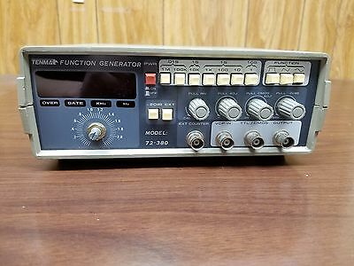 USED Tenma Function Generator 72-38