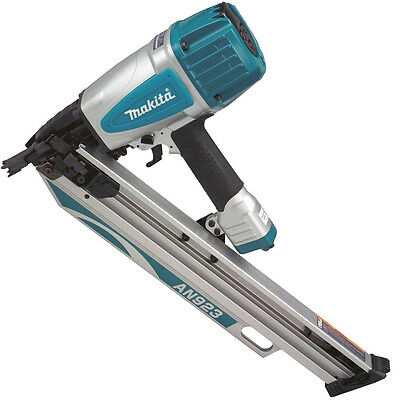 "3-1/2"" Framing Nailer, 21º Full Round Head Makita AN923 New"