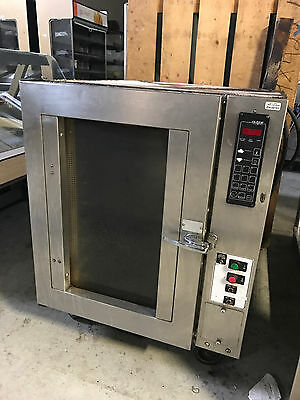 Oliver 690 Bakery Convection Oven c2n Stainless Steel on Wheels 40 Programmable