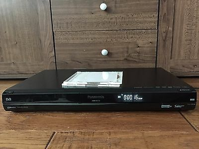 PANASONIC DMR-EX773 160GB HDD/DVD Player Recorder FREEVIEW