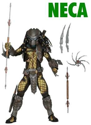 "AVP Aliens vs Predator Temple Guard Action Figur 7"" NECA Serie 15 Hunter"