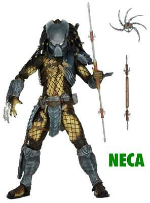 "AVP Aliens vs Predator Ancient Warrior Action Figur 7"" NECA Serie 15 Hunter"