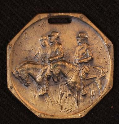 1924 Children's Founders Roll, Stone Mountain Memorial Bronze Medal