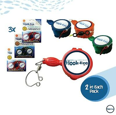 New Reef & Blue Water Triple Twin Pack Deal-Fishing Gear Tools