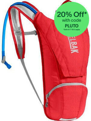 CamelBak Classic 2.5 Litre Hydration System - Racing Red Hydration Pack New 2017